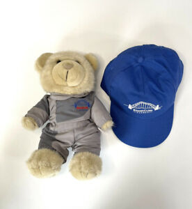 Sydney Harbour Bridge Climb teddy bear And Cap souvenir