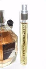 Viktor & Rolf Flowerbomb Eau de Parfum 10ml Glass SAMPLE Travel EDP Spray 0.33oz