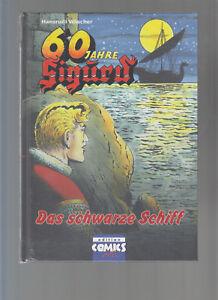 Sigurd 60 Jahre Nr. 3 + Nr. 4 + Nr. 5 + Nr. 6 editon comics etc OVP Verlagsneu