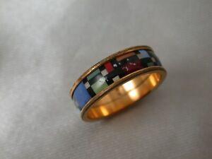 Michaela Frey Wille Ring vergoldet