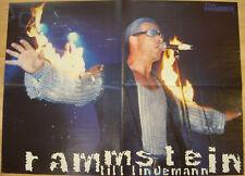 █▬█ ⓞ ▀█▀ ⓗⓞⓣ Rammstein ⓗⓞⓣ Metallica ⓗⓞⓣ 1 POSTER ⓗⓞⓣ 40 x 55 cm ⓗⓞⓣ