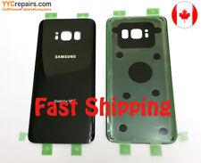 Original OEM Samsung Galaxy S8 Plus G955 Plus Black Rear Back Glass Lens + Tape