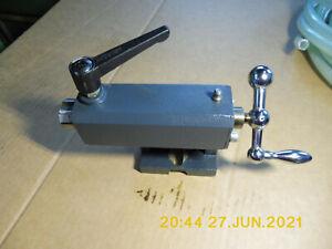 Wabeco CNC Drehmaschine Reitstock MK2