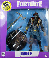 Fortnite ~ DIRE DELUXE 7-INCH ACTION FIGURE ~ McFarlane Toys