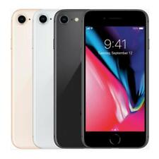 Apple iPhone 8 - 256GB - Space Gray / Gold / Silver - Unlocked - AT&T / T-Mobile