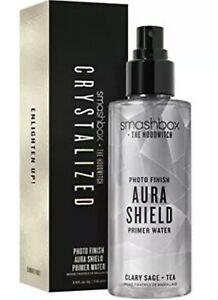 Smashbox THe Hoodwitch Crystalized Facial Photo Finish Aura Shield Primer Settin