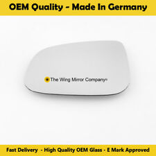 Volvo V50 – Wing Mirror Glass,  Left Hand Side , Fits Reg 2010 to 2012