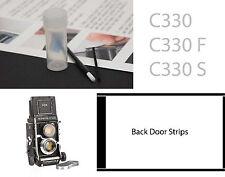 Mamiya C330, C330F Or C330S Light Seal Kit
