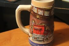 "BUDWEISER NATIONAL HISTORIC LANDMARK SERIES ""CLYDESDALE STABLES"" BEER STEIN"