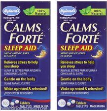 Hyland'S Calms Forte 100 tabs (Packs of 2)