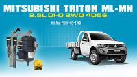 Mann ProVent Oil Catch Can Kit for Mitsubishi Triton ML MN 2.5L DI-D 2WD