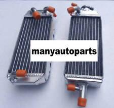 FOR SUZUKI RM125T RM125V RM 125 T/V MODEL 2-STROKE 1996-1997 ALUMINUM RADIATOR