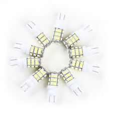10x Pure White T10/921/194 RV Trailer 42-SMD 12V Backup Reverse LED Lights Bulbs