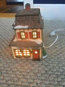 New England Village Dept 56 Ann Shaw Toys