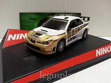 "SCX Scalextric Slot Ninco 50388 Subaru '06 ""Tuning"""