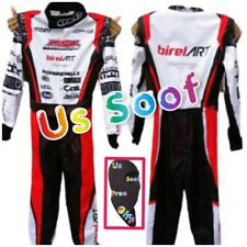 Birel Art Go Kart Race Suit Cik/Fia Level-2 Approved With Free Gift