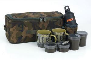 Fox Camolite Camolite™ Brew Kit Bag CLU323 NEW Carp Fishing Luggage