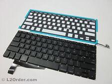 """USED US Keyboard & Backlit Backlight for Apple Macbook Pro 15"""" A1286 2008"""