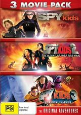 Spy Kids: 1-3 Triplepack - Robert Rodriguez NEW R4 DVD