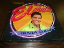 ELVIS PRESLEY Trivia Game COLLECTOR'S EDITION Numbered Rare New Sealed COLLECTOR