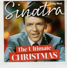 (GW867) Sinatra, The Ultimate Christmas - 2012 Daily Mail CD