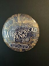Widespread Panic Button Capitol Theatre New York 2019 Limited Edition Official