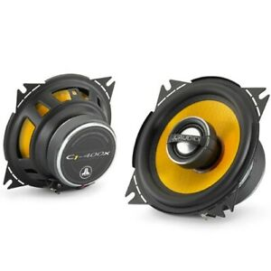 "JL Audio C1-400X 4"" Coaxial Speakers"