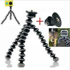 Soporte de montaje en Trípode Flexible Pulpo para cámara del teléfono acción Obsequiar fotos al aire libre