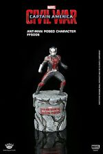 King Arts Captain America 3 Civil War ANT MAN Posed character with stone