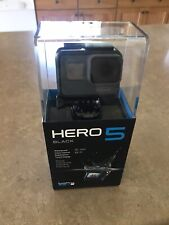Used GoPro HERO 5 Black Waterproof Action 4K Ultra HD Camera Touch Screen