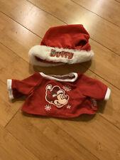 Duffy The Disney Bear Christmas Shirt & Hat