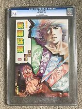 1985 JACKIE CHAN The Protector #6 CGC Graded RARE Hong Kong CHINESE Comic Book