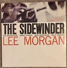 LEE MORGAN 'Sidewinder LP NEW RVG Blue Note joe henderson bob crenshaw higgins