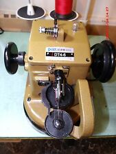 New listing Doit Dt4-6 Fur Skins And Leather Heavy Duty Industrial Sewing Machine New