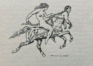 1960 THE ROARING TWENTIES w 8 Norman Lindsay plates/drawings, by Jack Lindsay
