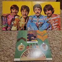 CAPITOL Beatles SGT PEPPER 1967 w/Inner Sleeve LOS ANGELES SMAS-2653 A10/B19 EX