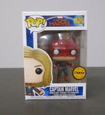 Captain Marvel Limited Chase FUNKO POP Marvel NEW MIB #425