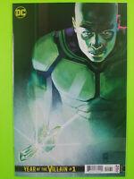 Year of the Villain #1 Alex Maleev 1:250 Variant NM DC Comics 2019