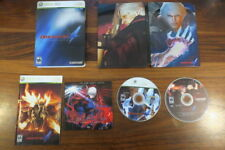DEVIL MAY CRY 4   COLLECTOR'S EDITION  STEELBOOK -----  pour XBOX 360 / NTSC