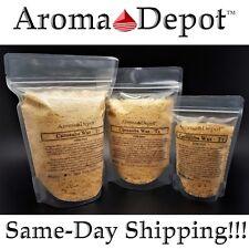 Carnauba Wax Flakes T1 100% Pure Natural Organic Multipurpose 1 oz. to 15 Lbs