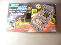 Star Trek Electronic Tricorder Scanner Next Generation Playmates 1993 New Sealed