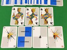 Vintage BIERMAN'S Non Standard CONSTANTIA Playing Cards JEAN GARCON Art Designs