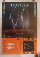One Giant Leap Poster Promo Release Of Global Proportions 2-Sided 1