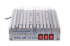 HYS 140-150/440-450MHz VHF UHF Dual Band Mobile two way Radio Power Amplifier