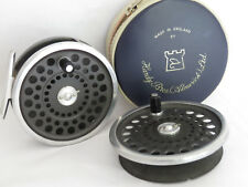HARDY MARQUIS #10 REEL PLUS A SPARE SPOOL HARDY POUCH