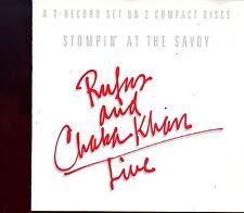 Rufus & Chaka Khan / Live - Stompin' At The Savoy - DISC 1