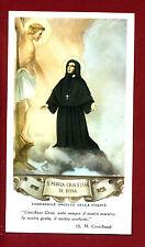SANTINO S.MARIA CROCIFISSA in ROSA   IMAGE PIEUSE - HOLY CARD-  Heiligenbild