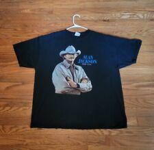 New listing Vintage 2003 Alan Jackson Graphic Print Tour T-Shirt Size XXL