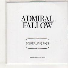 (EP51) Admiral Fallow, Squealing Pigs - 2011 DJ CD