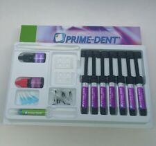Micro Hibrid Resin Based Composite 7 Syringes Kit Dental Exp062022